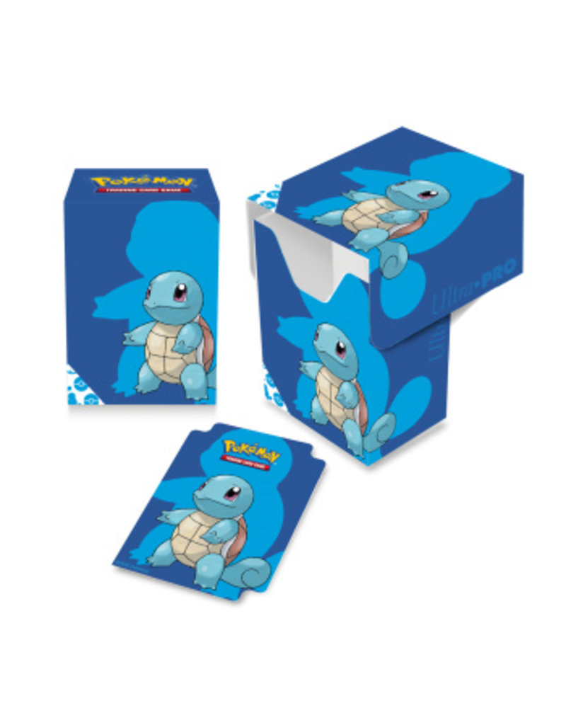 Ultra Pro Pokemon Deckbox - Squirtle Ultra Pro