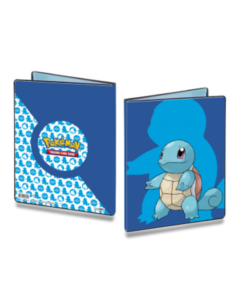 Ultra Pro Pokemon 9-Pocket Portfolio - Squirtle Ultra Pro