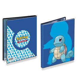 Ultra Pro Pokemon 4-Pocket - Squirtle Ultra Pro
