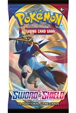 The Pokémon Company Pokemon Sword & Shield Booster Pack