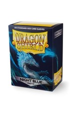 Dragon Shield Dragon Shield Standard Matte Sleeves Night Blue