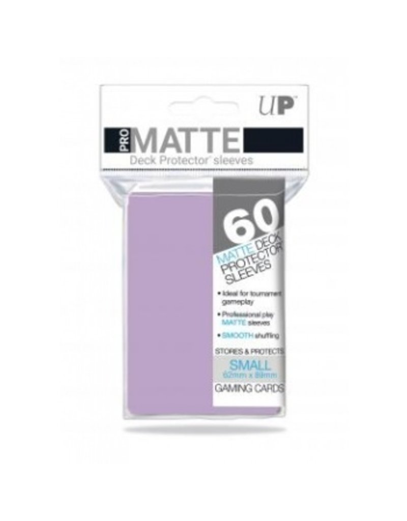 Ultra Pro Ultra Pro Small Matte Sleeves Lilac