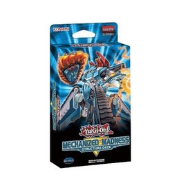 Yu-Gi-Oh! Mechanized Madness Structure Deck Yu-Gi-Oh!