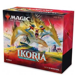 Magic The Gathering Ikoria Lair of Behemoths Bundle MTG