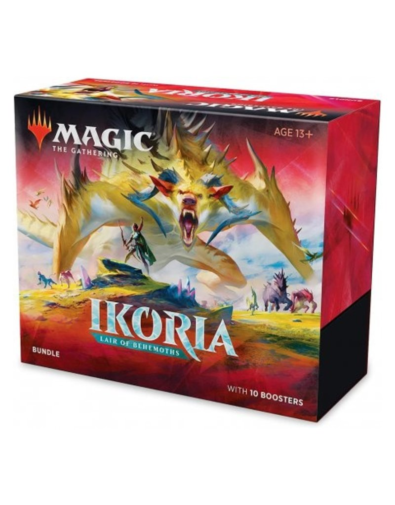Magic The Gathering Ikoria Lair of Behemoths Bundle MTG