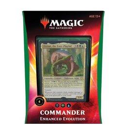 Magic The Gathering Ikoria Lair of Behemoths Commander Deck Enhanced Evolution