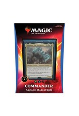 Magic The Gathering Ikoria Lair of Behemoths Commander Deck Arcane Maelstrom