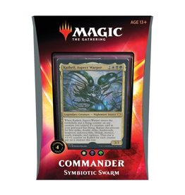 Magic The Gathering Ikoria Lair of Behemoths Commander Deck Symbiotic Swarm