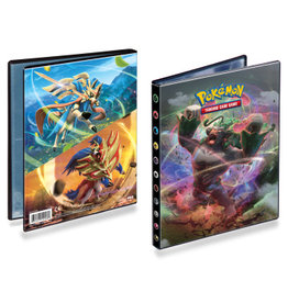 The Pokémon Company Pokemon 4-Pocket Portfolio - Sword & Shield Rebel Clash