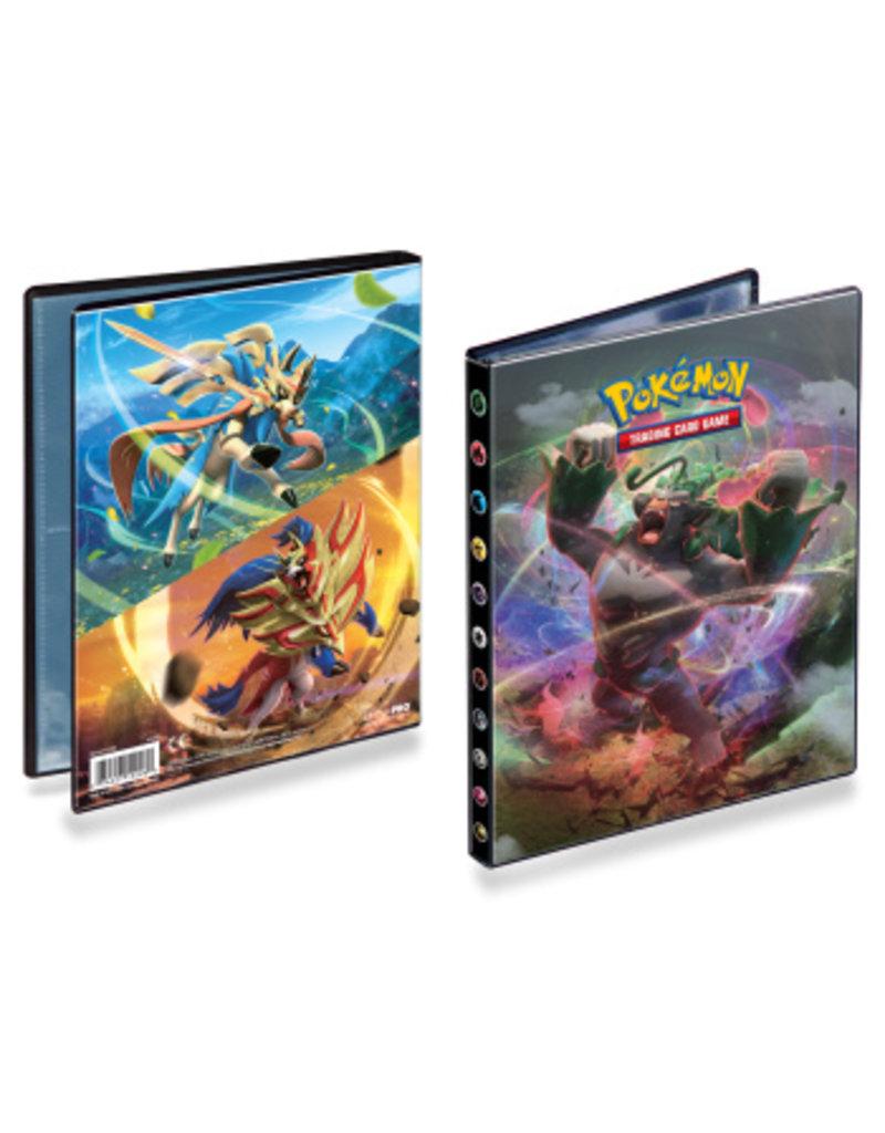 The Pokémon Company Pokemon 4-Pocket Portfolio - Sword & Shield Rebel Clash