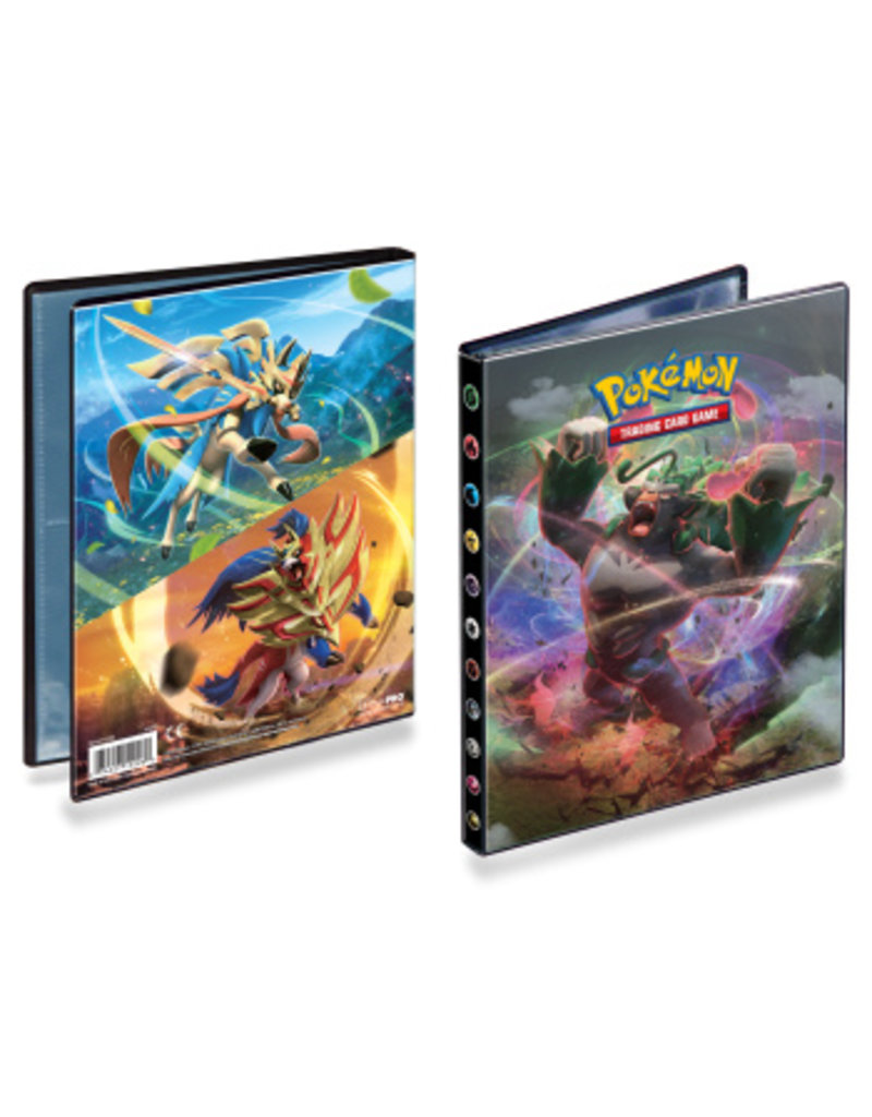 The Pokémon Company Pokemon Sword & Shield 2 4-Pocket Portfolio