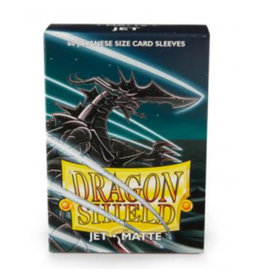 Dragon Shield Dragon Shield Small Matte Sleeves Jet