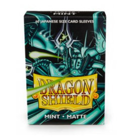 Dragon Shield Dragon Shield Small Matte Sleeves Mint