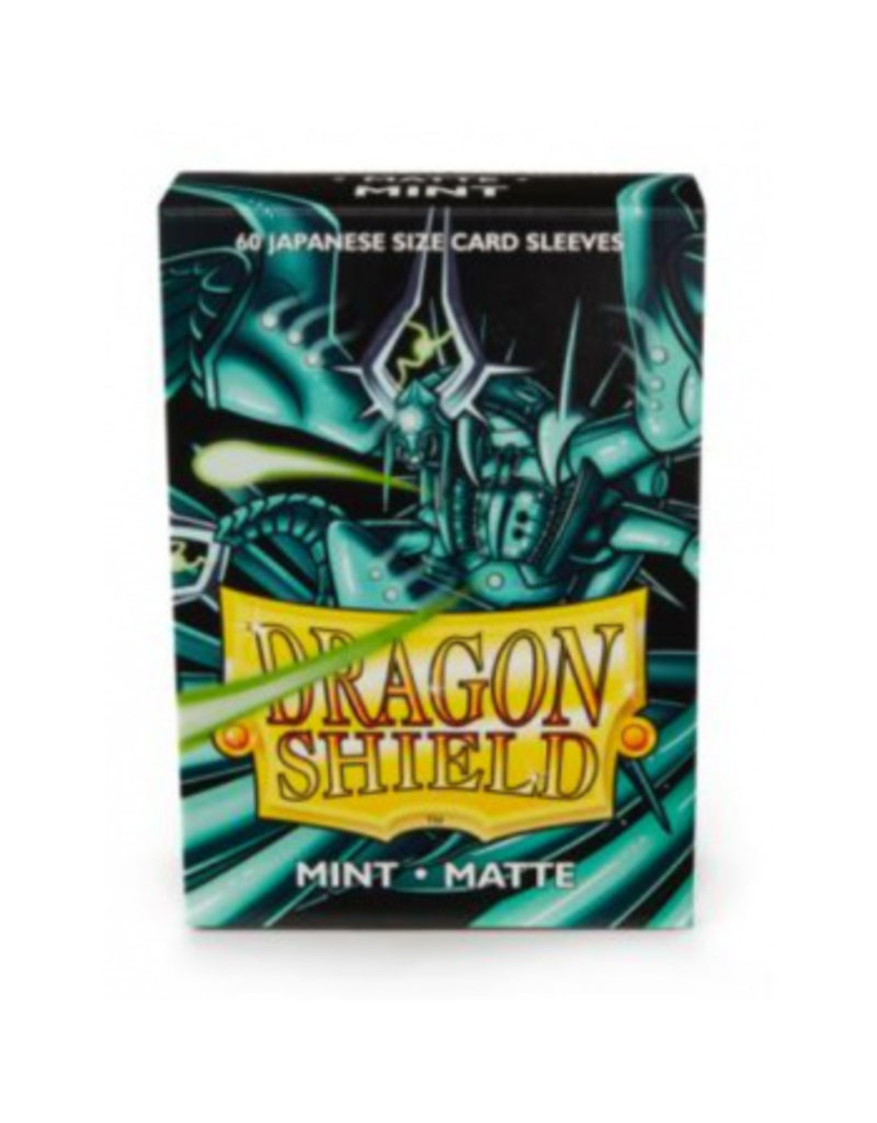 Dragon Shield Dragon Shield Small Matte Sleeves Mint