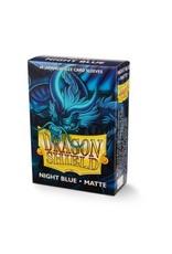 Dragon Shield Dragon Shield Small Matte Sleeves Night Blue
