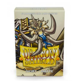 Dragon Shield Dragon Shield Small Matte Sleeves Ivory