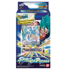 Dragon Ball Super Card Game Dragon Ball Super Starter Deck 12 Spirit of Potara