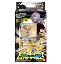 Dragon Ball Super Card Game Dragon Ball Super Starter Deck 14 Saiyan Wonder
