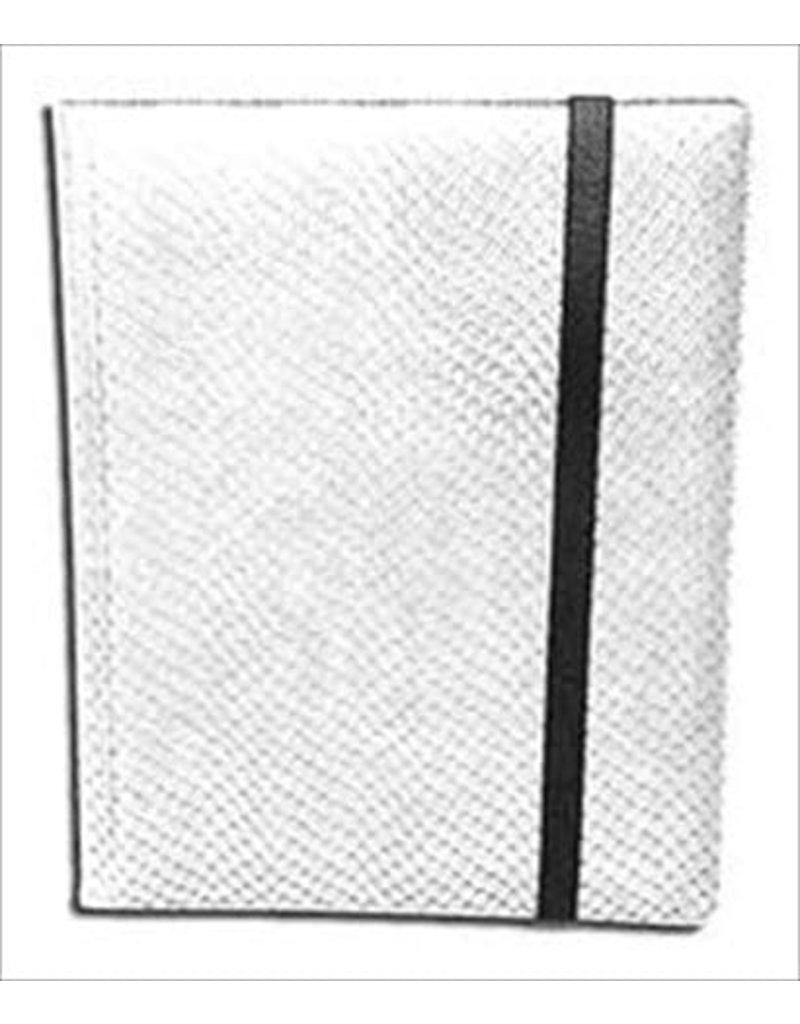 Legion Legion - 8 Pocket Dragonhide Binder (White)