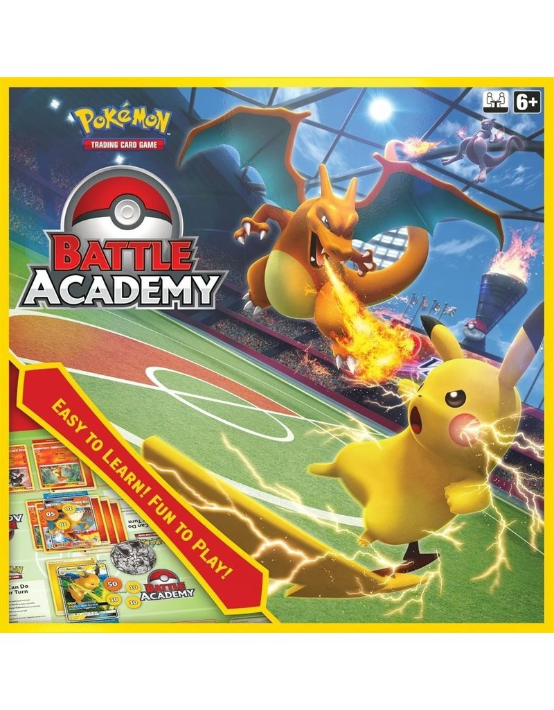 The Pokémon Company Battle Academy Pokemon