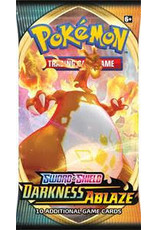 The Pokémon Company Pokemon Sword & Shield Darkness Ablaze Booster Pack