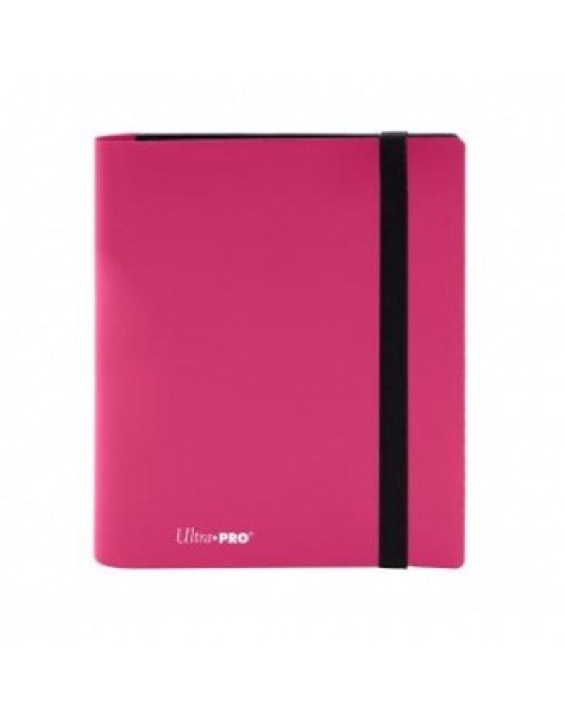 Ultra Pro 4-Pocket Pro Binder Eclipse - Hot Pink Ultra Pro