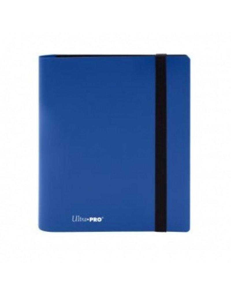 Ultra Pro 4-Pocket Pro Binder Eclipse Pacific Blue
