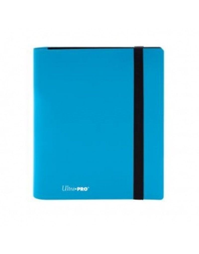Ultra Pro 4-Pocket Pro Binder Eclipse - Sky Blue Ultra Pro