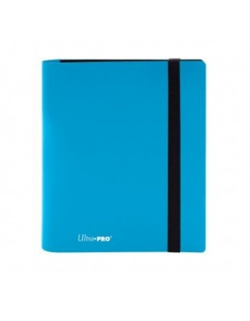 Ultra Pro 4-Pocket Pro Binder Eclipse Sky Blue