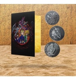 Yu-Gi-Oh! Yu-Gi-Oh! - Coin Album with 3 coins