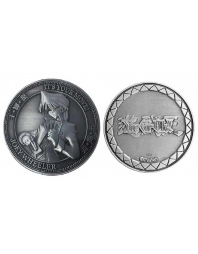 Yu-Gi-Oh! YuGiOh! Limited Edition Joey Coin