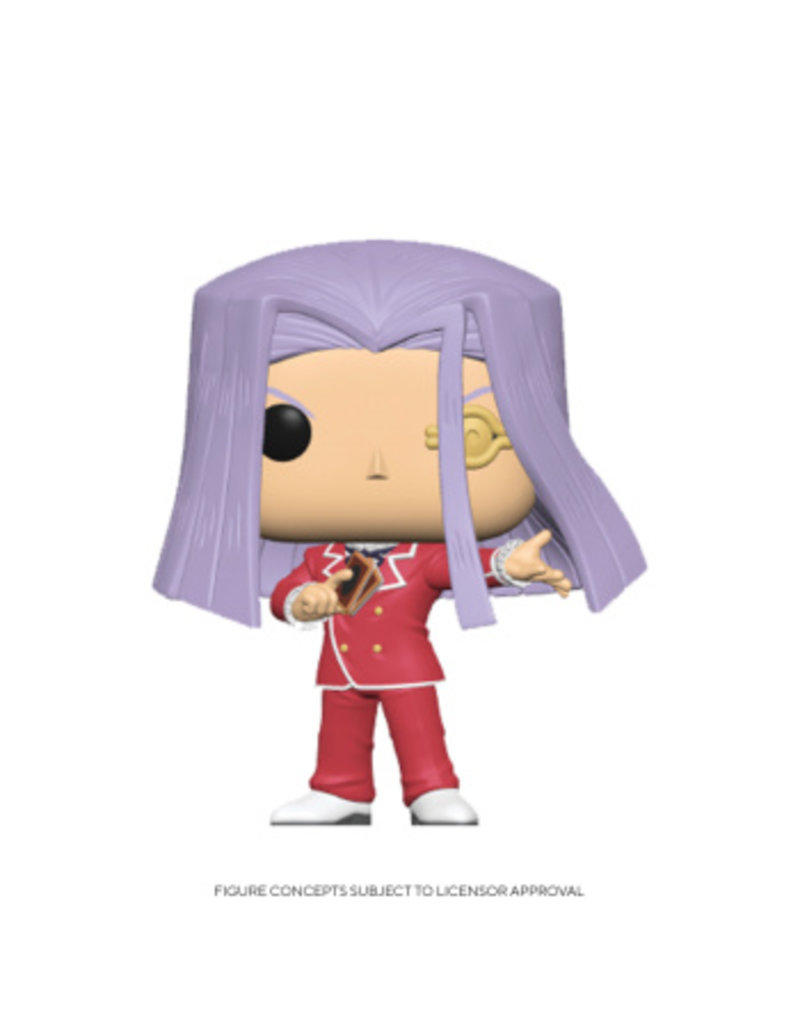 Yu-Gi-Oh! Funko POP! Maximillion Pegasus
