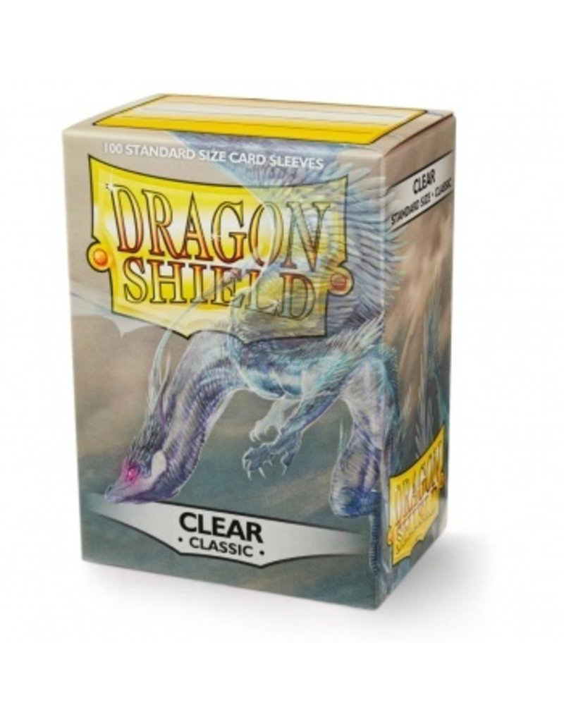 Dragon Shield Dragon Shield Standard Sleeves Classic Clear