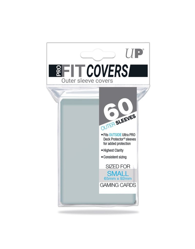 Ultra Pro Ultra Pro Small Sleeve Covers 60 Sleeves