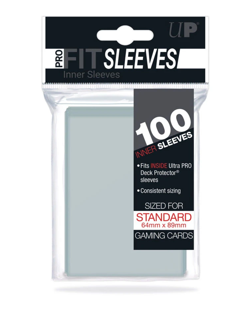 Ultra Pro Ultra Pro Standard Pro-Fit Sleeves