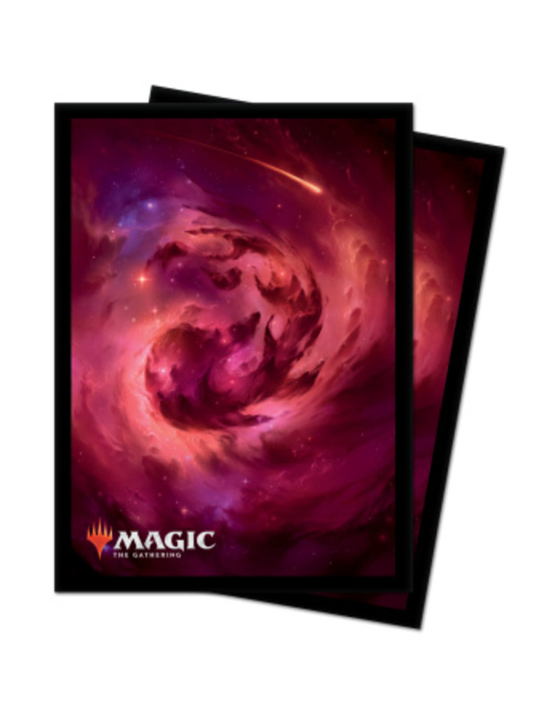 Magic The Gathering Deck Protector Sleeves Celestial Mountain MTG