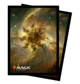 Magic The Gathering Deck Protector Sleeves Celestial Plains MTG