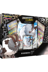 The Pokémon Company Pokemon Sword and Shield 3.5 Champions Path - Dubwool V Box