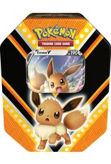 The Pokémon Company Pokemon Eevee V Fall Tin