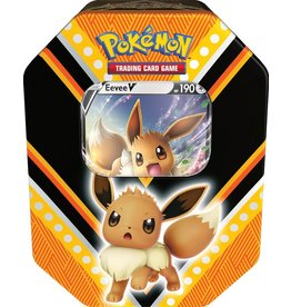 The Pokémon Company Pokemon Eevee V Fall Tin