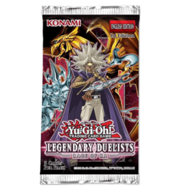 Yu-Gi-Oh! Legendary Duelists 7: Rage of Ra Booster Pack Yu-Gi-Oh!
