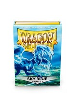 Dragon Shield Dragon Shield Standard Matte  Sleeves - Sky Blue (60)