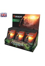 Magic The Gathering Zendikar Rising Set Booster Box MTG