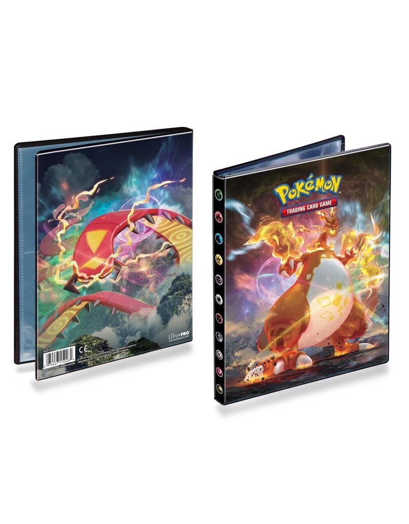 The Pokémon Company Pokemon Sword & Shield Darkness Ablaze 4-Pocket Portfolio