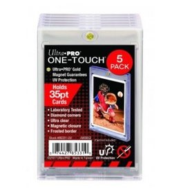 Ultra Pro One-Touch Magnetic Holder - 35pt - Retail 5-Pack - Ultra Pro