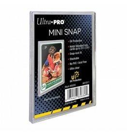 Ultra Pro Mini Snap Card Holder - UV - Ultra Pro
