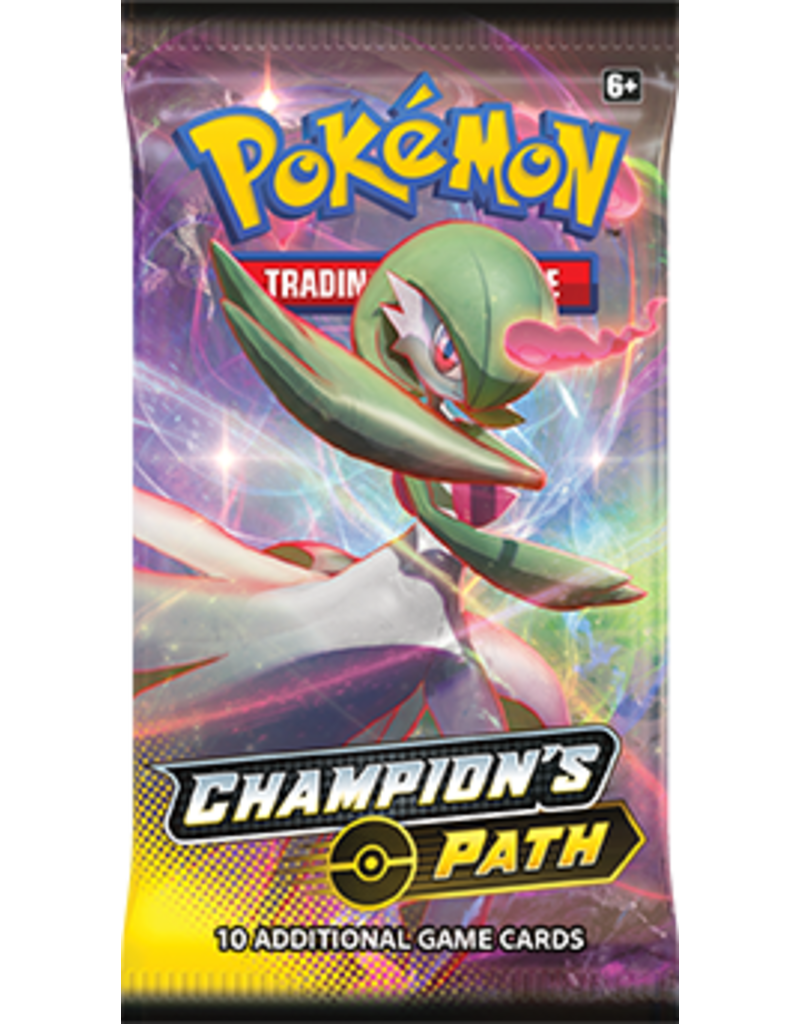 The Pokémon Company Pokemon Sword & Shield Champion's Path Booster Pack
