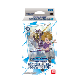 Digimon Digimon Card Game - Starter Deck Cocytus Blue ST-2