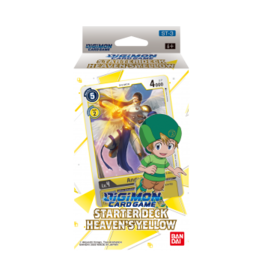 Digimon Digimon Card Game - Starter Deck Display Heaven's Yellow ST-3