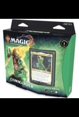 Magic The Gathering Zendikar Rising Land's Wrath Commander Deck MTG